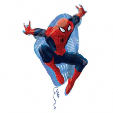 The Ultimate Spider-Man Super Shape Foil Balloon